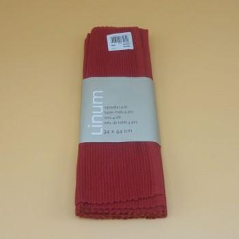 ref.050403-D86 - Individual - Gran - Rouge Sang - conjunto de 4