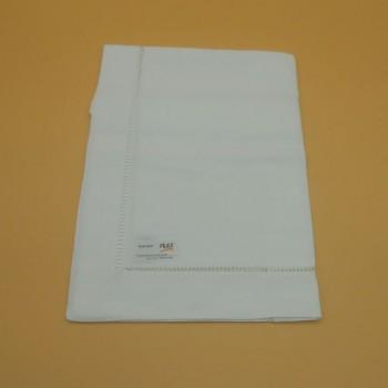 ref.050471-BR-50X170- Corredor de mesa - Branco