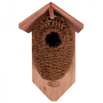 code DCT-NKBC - Bird house - Coconut fibre nesting bag