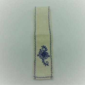 code 050494-AZ - Bottle tie - Blue