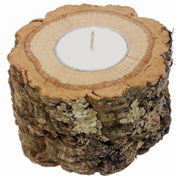code 071201 - Cork tealight holder