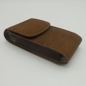 code 071805-N - Tissue handkerchief case - noir