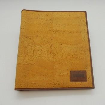 ref.071205 - Album de fotografias de nascimento em pele de cortiça