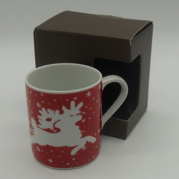 code 615586-EV- Mug -  Jingle Bell (red)