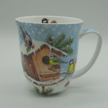 code DCT-AMB38405160 - Mug - Birds Meeting Point