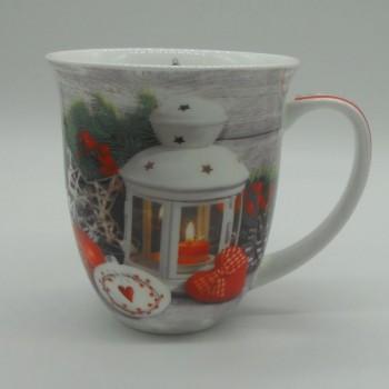code - DCT-AMB38413420 - Mug - White Lantern