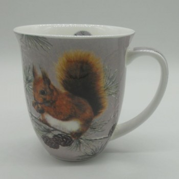 code DCT-AMB38413445 - Mug - Squirell in the Winter