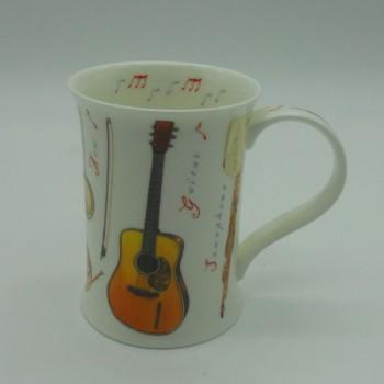 code 900042- Mug - Musical Instruments