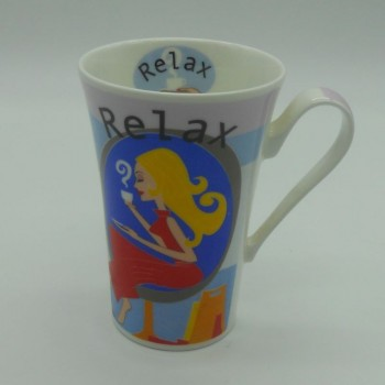 ref.900043- Caneca - Relax Man