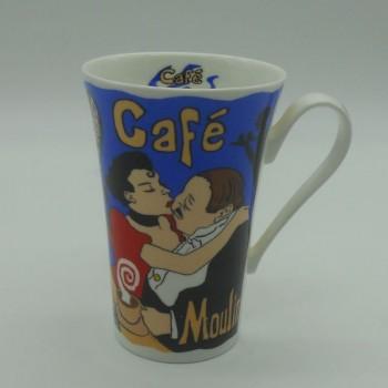 ref.900044- Caneca - Café Moulin