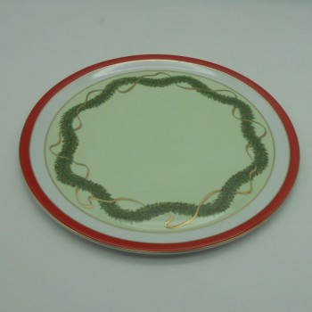 code 150029 - Pie plate - Noël