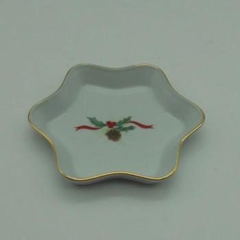 ref.150071D-E - Cinzeiro - Estrela - Christmas Holly