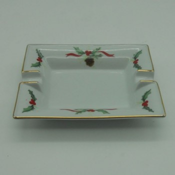 code 150071D-G-N6 - Ashtray  - Guerra nº6 - Christmas Holly