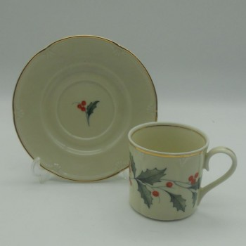 code 800170 - Coffeecup and saucer set - Belém