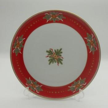 ref.800449-Tarteira/Prato de tarte - Christmas Evergreen