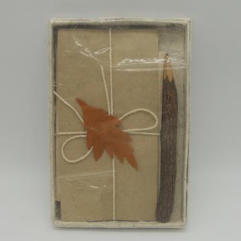 ref.073600 - Conjunto de papelaria em caixa