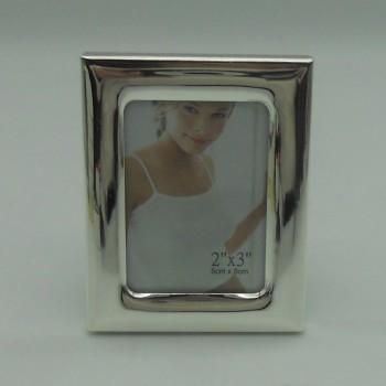 """ref.030211 - Moldura rectangular 2""""x3"""" em casquinha"""