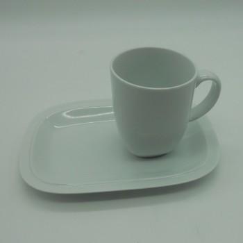 "code 300190B-BR - Breakfast set - Home - Branco/""White"""