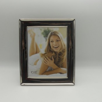 code 034213 - Chrome picture frame 20x25 cm