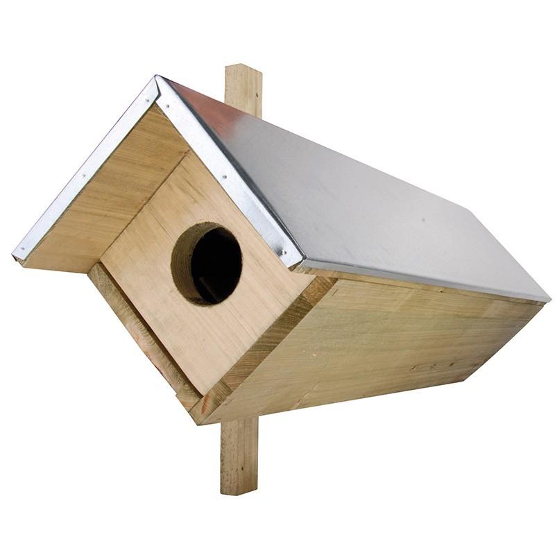 code DCT-NK44-Little Owl Nesting Box