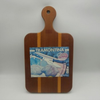 code 070005 - Rectangular Cutting Board with Handle