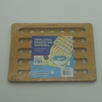 ref.070010 - Descanso rectangular para quentes - Médio