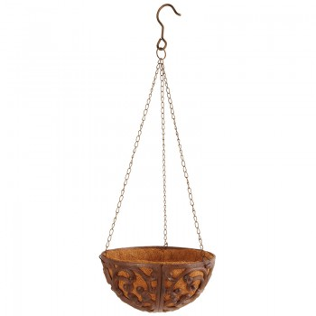 code DCT-BPH25 - Cast iron hanging basket - small