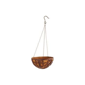 code DCT-BPH26 - Cast iron hanging basket - large