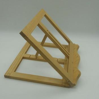 ref.070434-NA - Atril em madeira - Cor natural