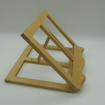 code 070434-NA - Wooden adjustable book stand