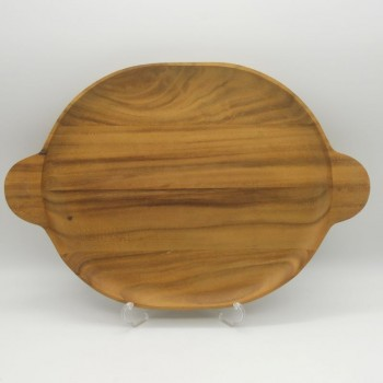 code 070026 - Serving tray - Acacia