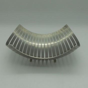 ref.034045-11X15 - Taça rectangular Sway - pequena