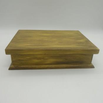 ref.070403 - Caixa para relógios - Dourada