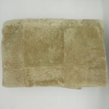 code 072400-140X200-BJ - Sheepskin mat - beje
