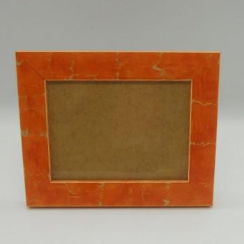 ref.070422-L-LA - Moldura espuma - grande - laranja - horizontal