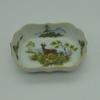 code 800081D-T-V4 - Rectangular bowl/Ashtray - doe