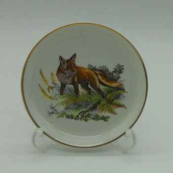 code 800094D-R - Appetizer plate - fox