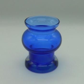 ref.015210-AZ - Hurricane em vidro - azul