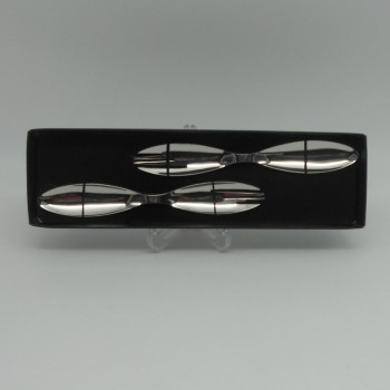 code 033021 - Party Fork & Spoon - set of 2