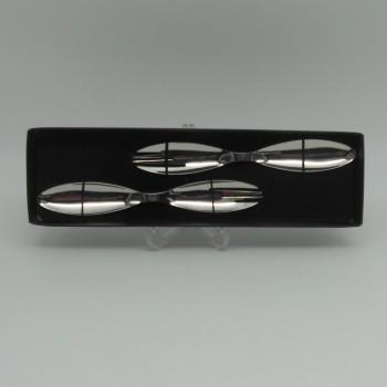 ref.033021 - Party garfo e colher - conjunto de 2