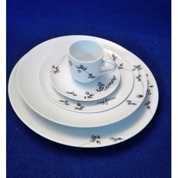 code 900030- 1P Eco dinner set Moon