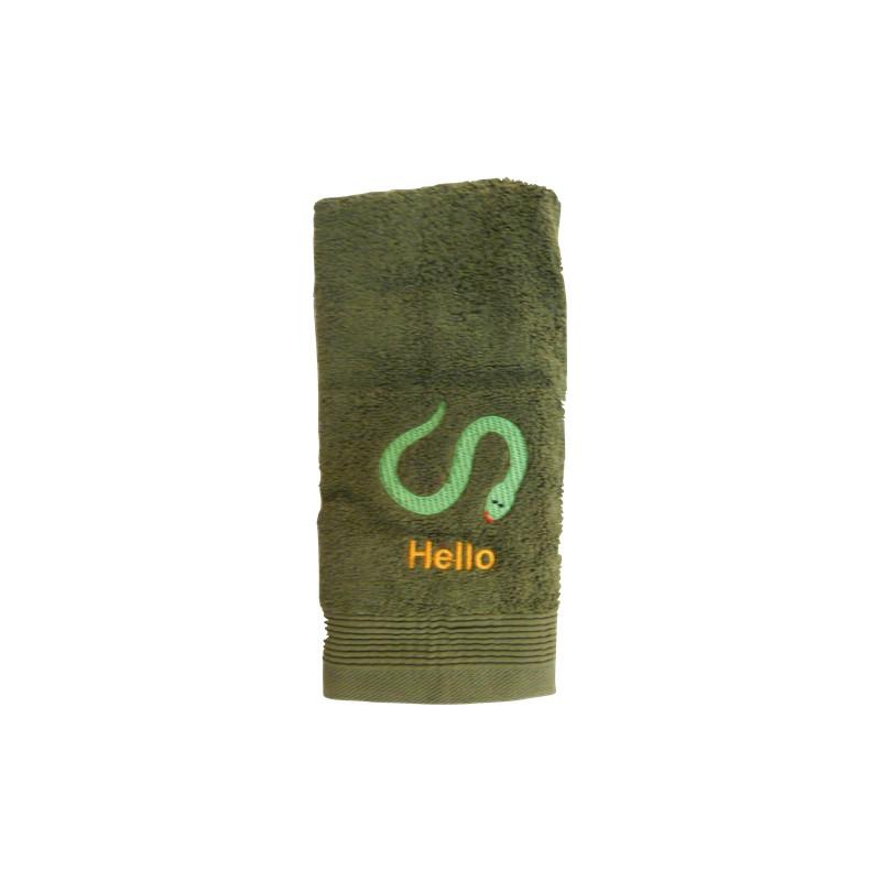 code 050211-TA-VM-B101-Valentine fingertip - moss green
