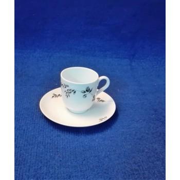 ref.900030- pires e chávena de café Moon