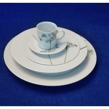 code 900031- 1P Eco dinner set Yucca