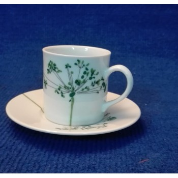 code 900031- coffee cup and saucer