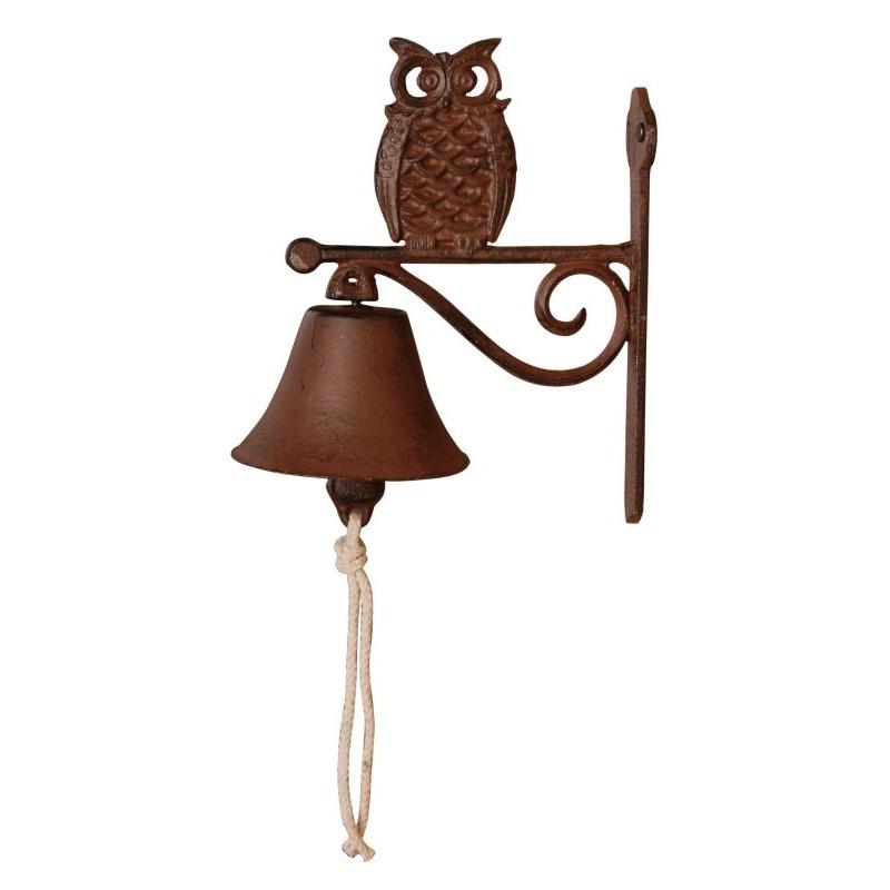 Code DCT-TT182 - Doorbell - Owl