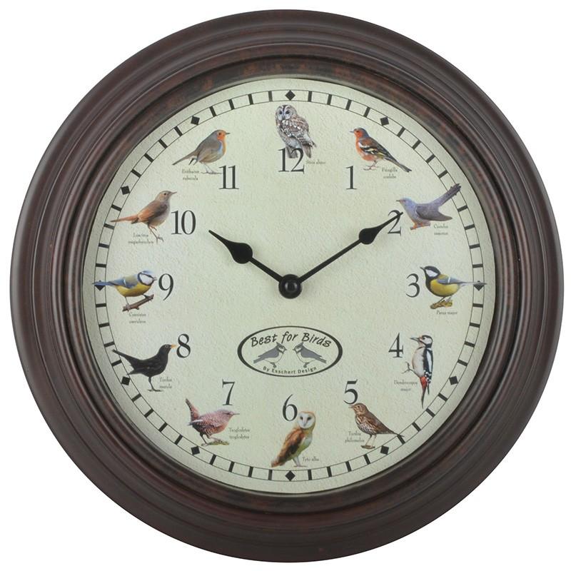 code DCT-FB416- Birds sounds wall clock