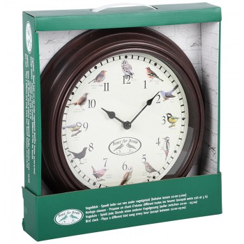 ref.DCT-FB416-Relógio com sons de passarinhos