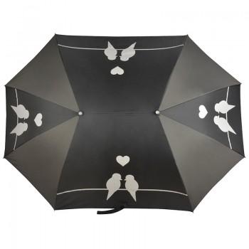 ref.DCT-TP155 - Chapéu de chuva - Namorados - topo