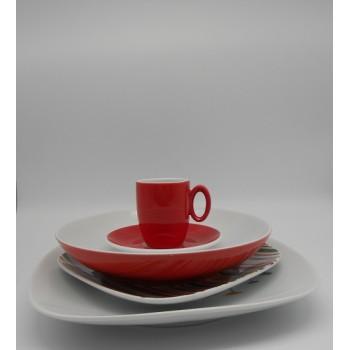 ref.CJCA-4P-Conjunto de jantar para 4 pessoas - Chez Ana